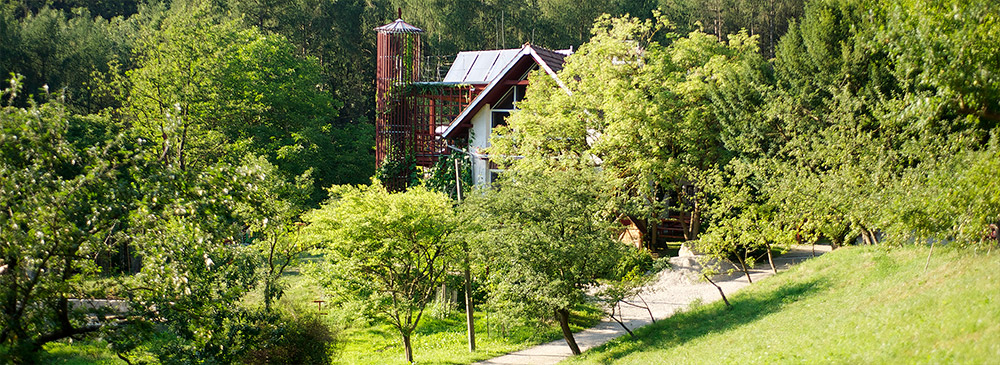 Waldkindergruppe Sambuccus, Redlinger Hütte